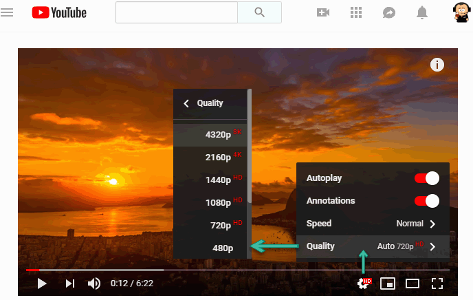 How to Download 1080P/4K/8K YouTube Videos on PC/Mac