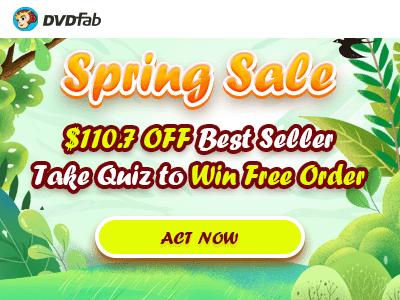 DVDFab Spring Ad