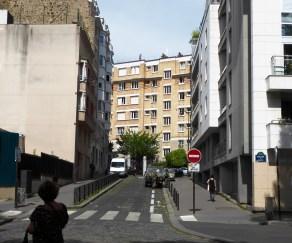2. Rue Henri Turot, Juin 2015 - (photo ChPL)