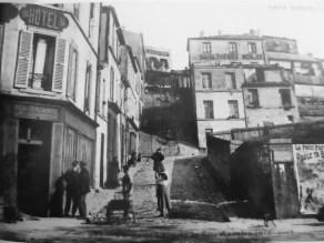 1. Rue Asselin, vers 1900