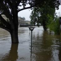 La Seine en crue - ©ChPL 2 juin 2016