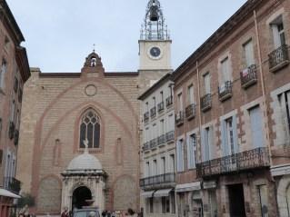 Perpignan, l'église Saint-Jean (2016)