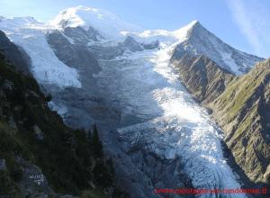 2. Glacier des Bossons, Mont-Blanc (photo : montagne_randonnee)