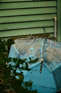 rowboat / dinghy