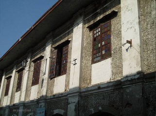 Capiz Shell Windows