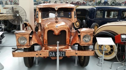 Copper Car