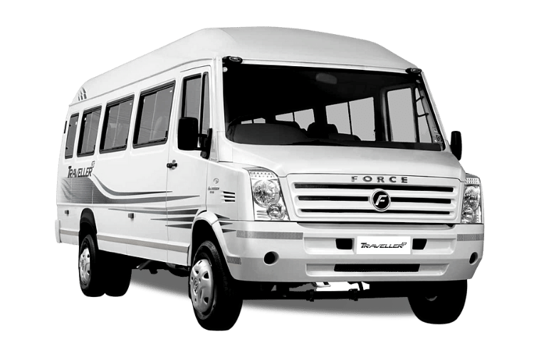 Force Tempo Traveller Rental