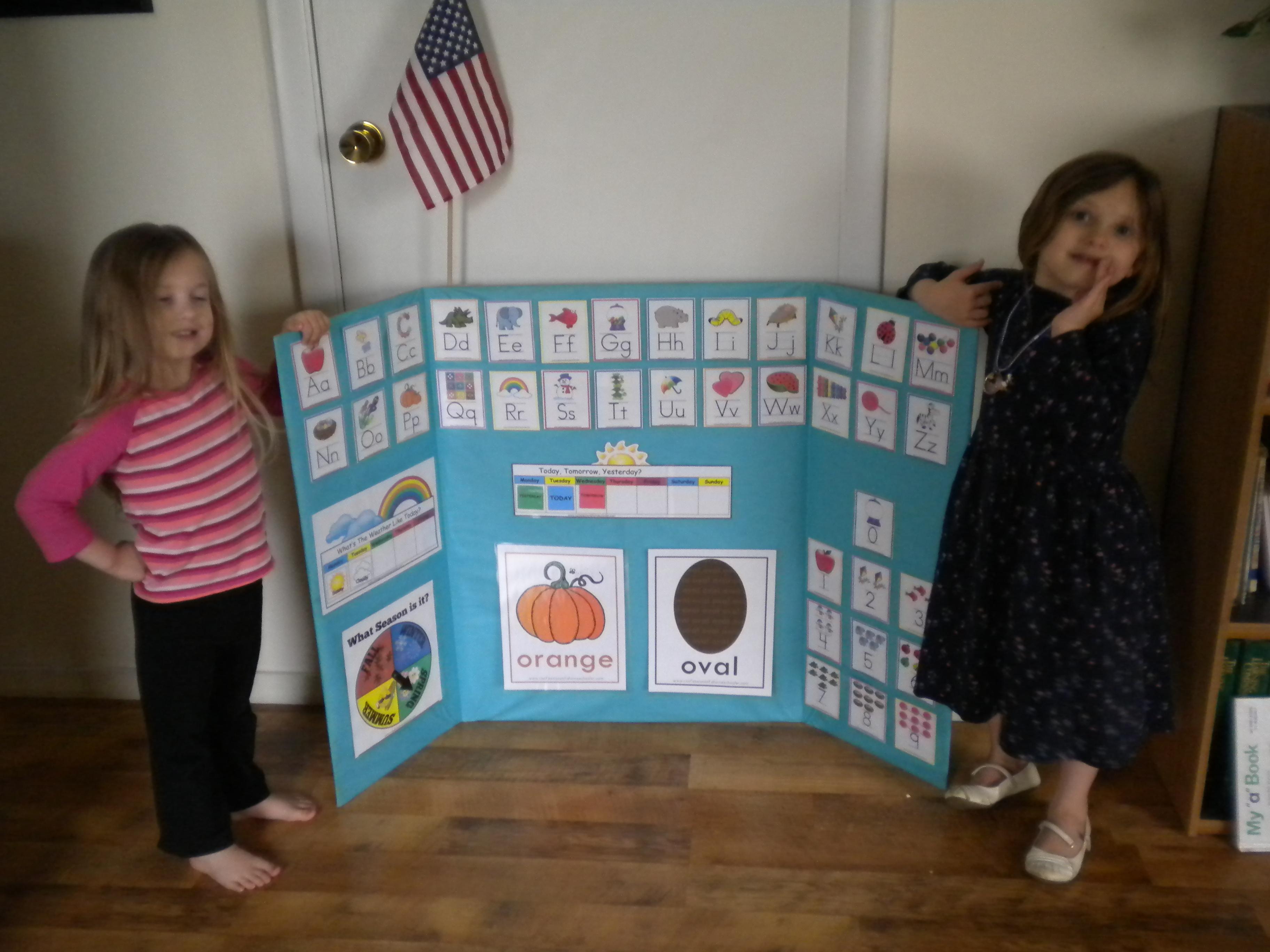 Our Preschool Room
