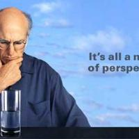 Reflection for today...Till Death Do Us Part -Larry David