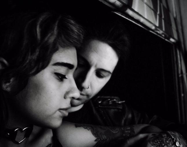 S Y Z Y G Y X is a love story, too by Luna Blanc