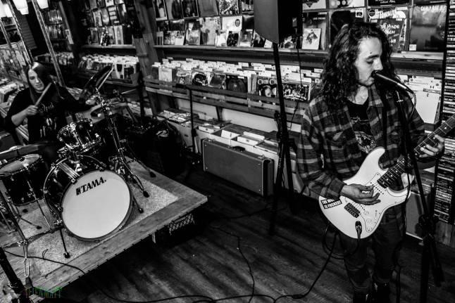 Progressive Grunge Rockers: Snur! by Jalen Blair