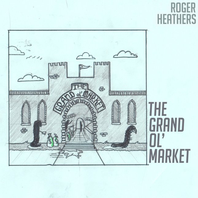Carpenters? Zappa? Beatles? How I self-produced a Ghibli-esque concept album by Roger Heathers
