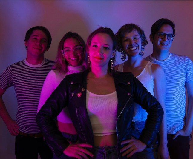 The story of Austin, TX power-pop feminist band, Mean Jolene by Jolie Flink