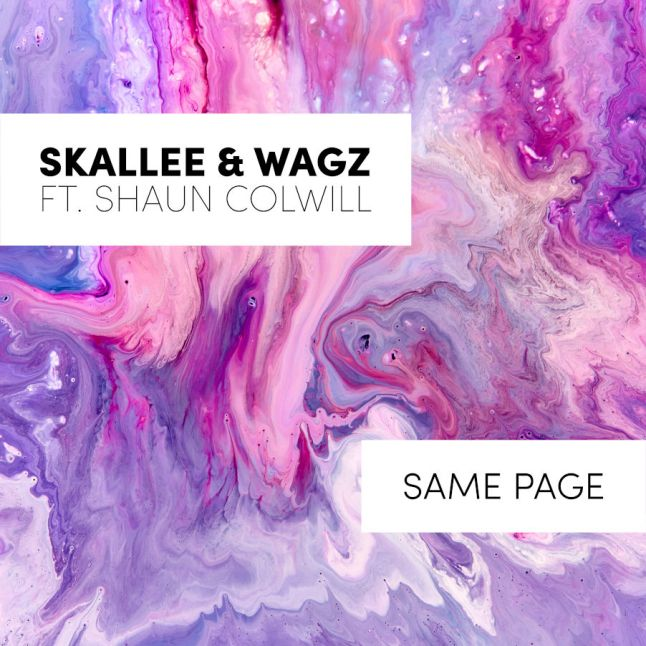 Skallee & Wagz will get you all on the Same Page