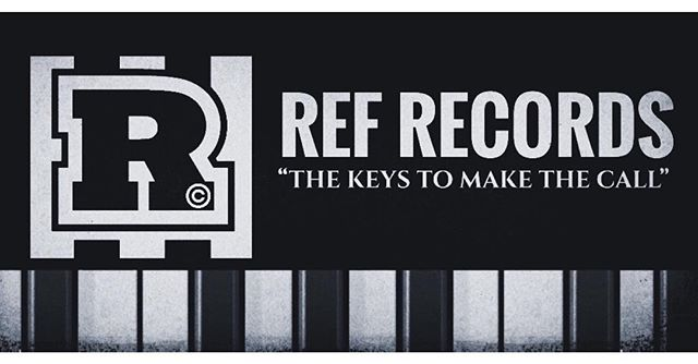 Classic hip hop, pledge of an indie label by Ref Records