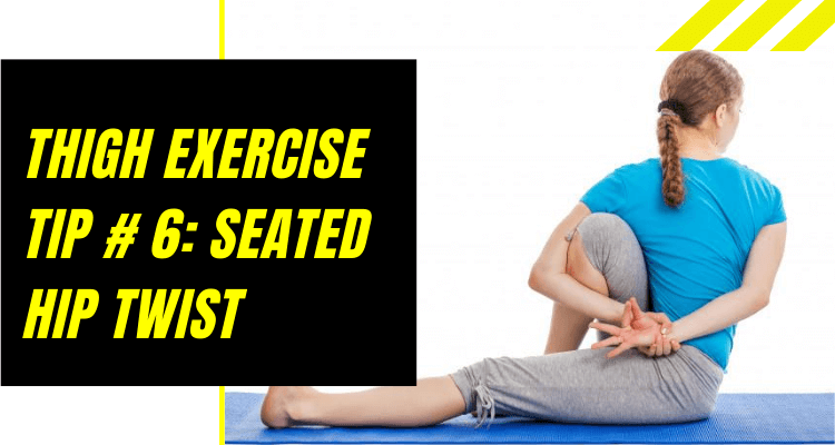 Thigh Exercise Tip