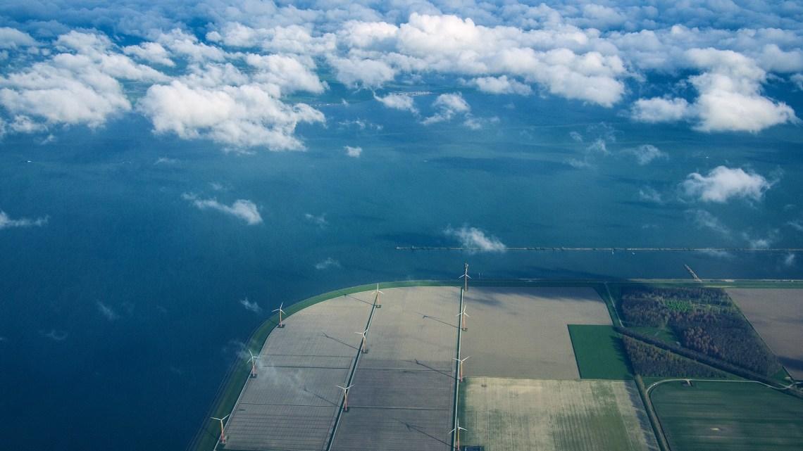 Flevoland de jongste provincie van het land