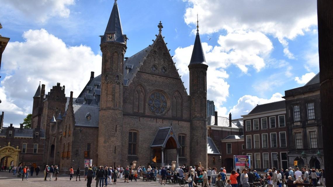 Den Haag, hofstad en regeringsstad
