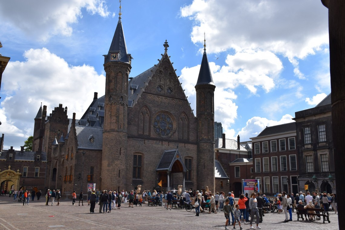 The Hague - Binnenhof