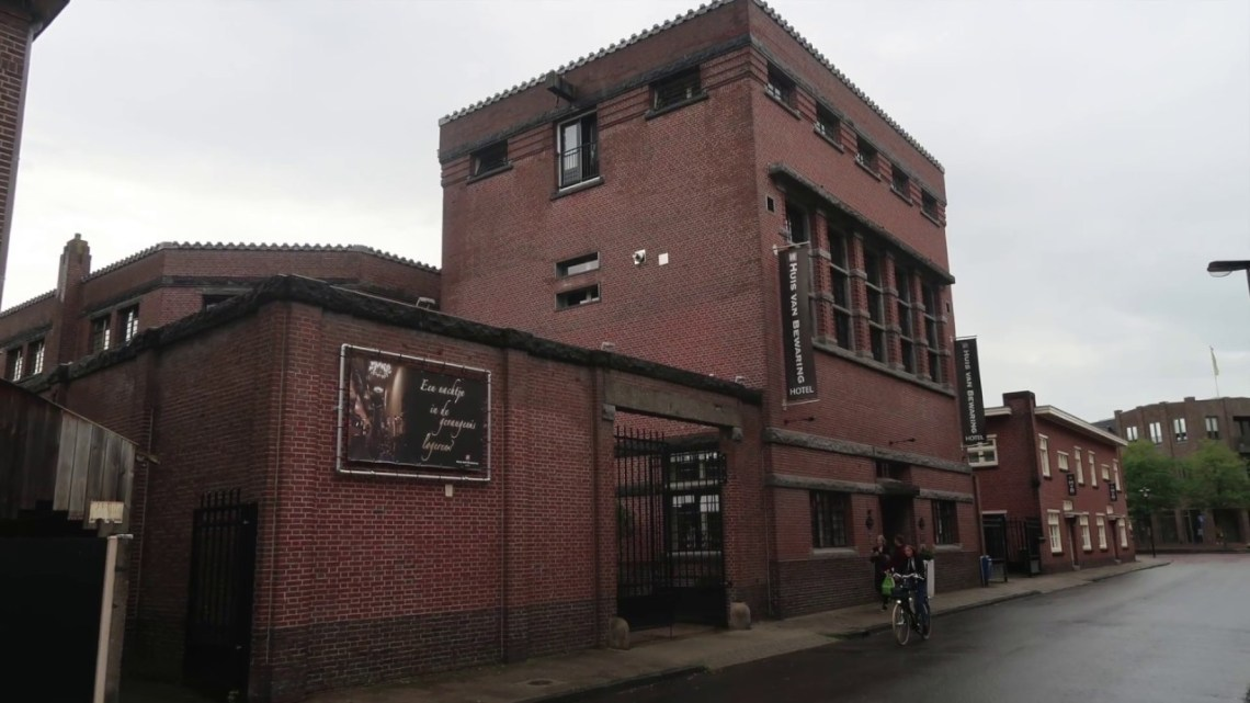 Almelo - Former prison, now an Hotel
