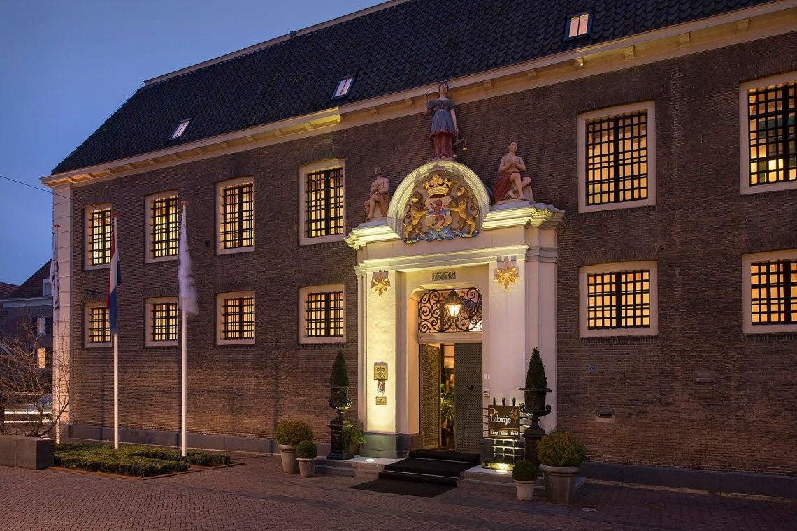 Hotel Restaurant de Libije in Zwolle