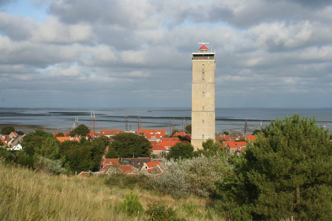 Brandaris Lighthouse at Terschelling