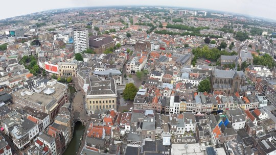 Utrecht, city of the forgotten treasures
