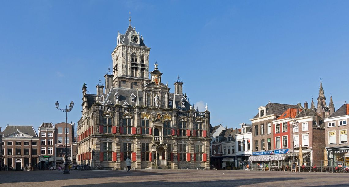 Town hall on the Markt