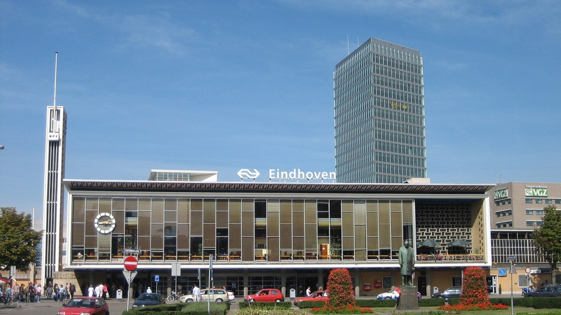 Eindhoven is a city of light with a focus on technology