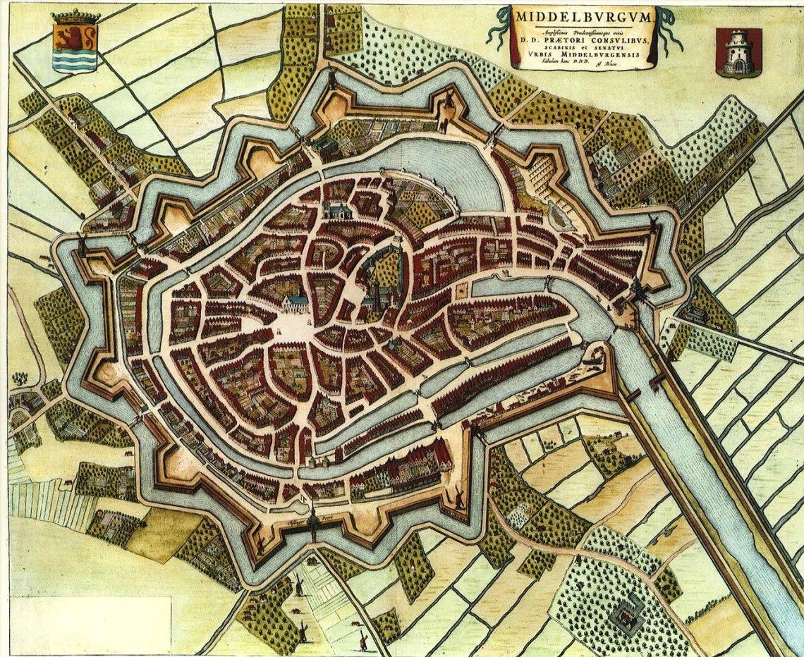 Middelburg around 1652