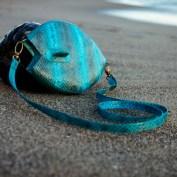 Сумочка Akula цвета аквамарин