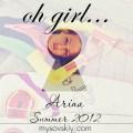 Оh girl Arina Summer 2012