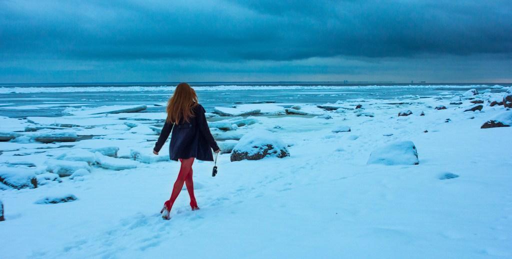 Мне холодно. Фотограф Сергей Мысовский