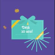carte anniversaire 30 ans virtuelle