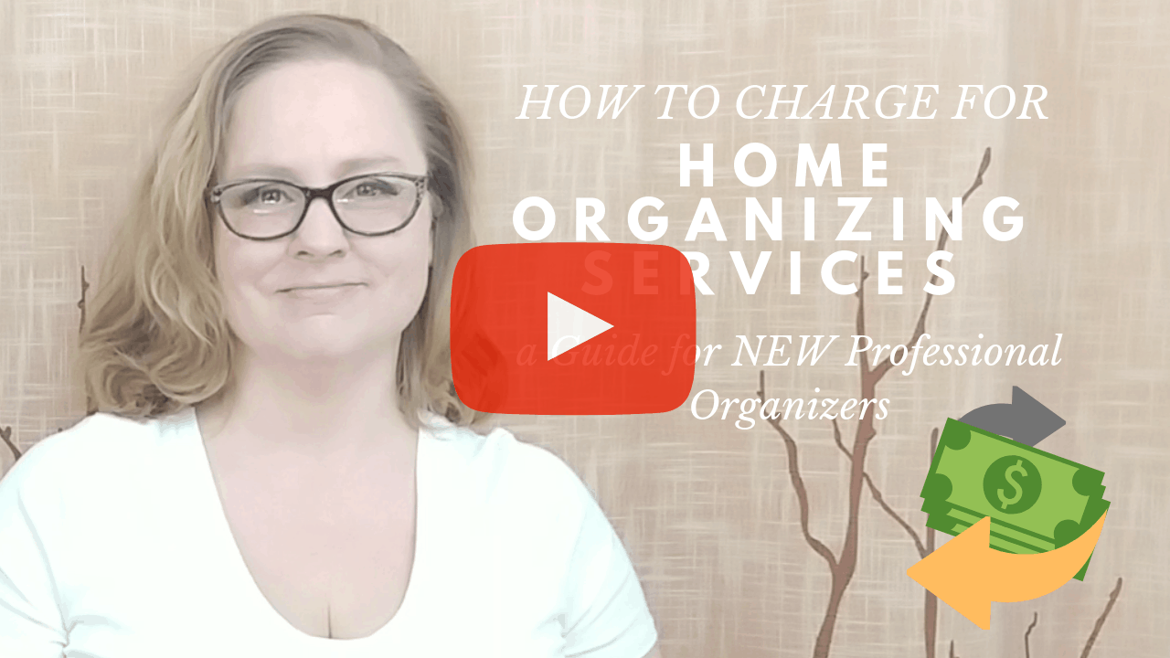 How to Charge for Home Organizing Services