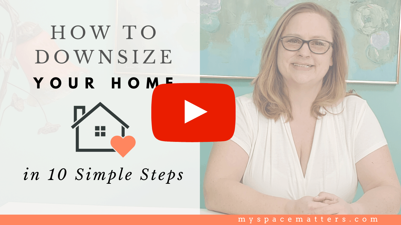 How to Downsize your Home in 10 Simple Steps
