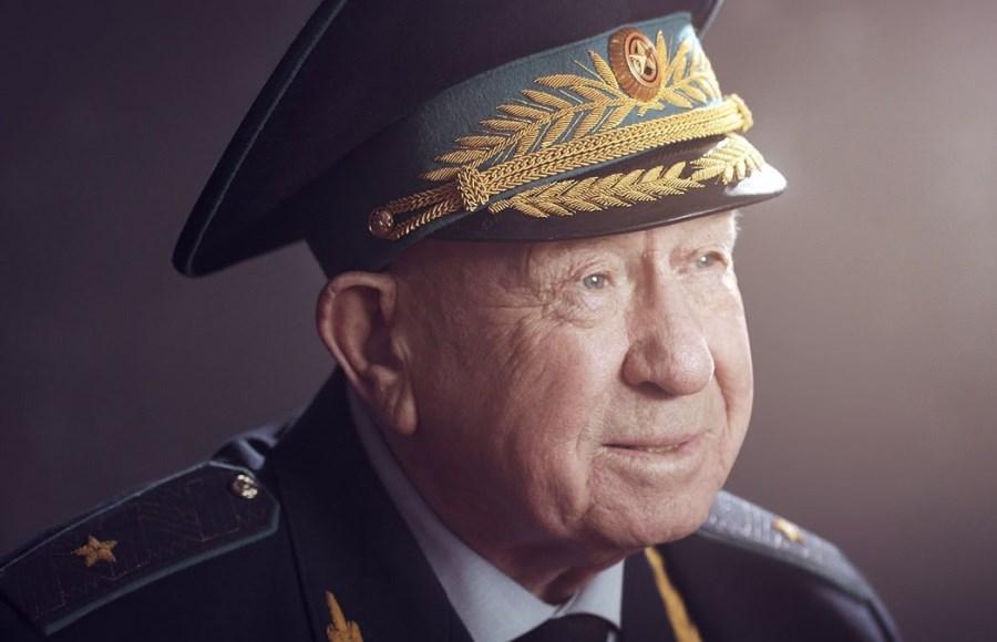 Умер Алексей Леонов
