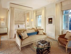 CPA - Mansion House Junior Suite bedroom - Coworth Park
