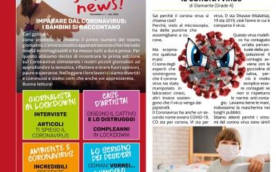 MY SPECIAL NEWS 1, IL GIORNALINO DELLA SCUOLA