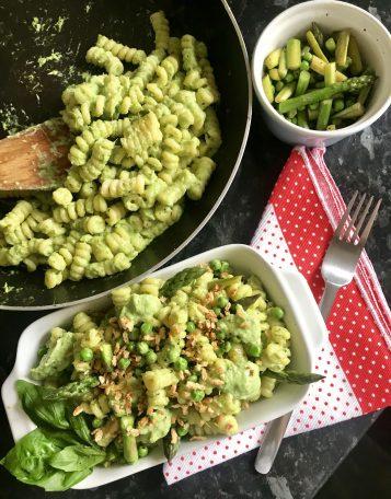 vegan pasta ready to eat
