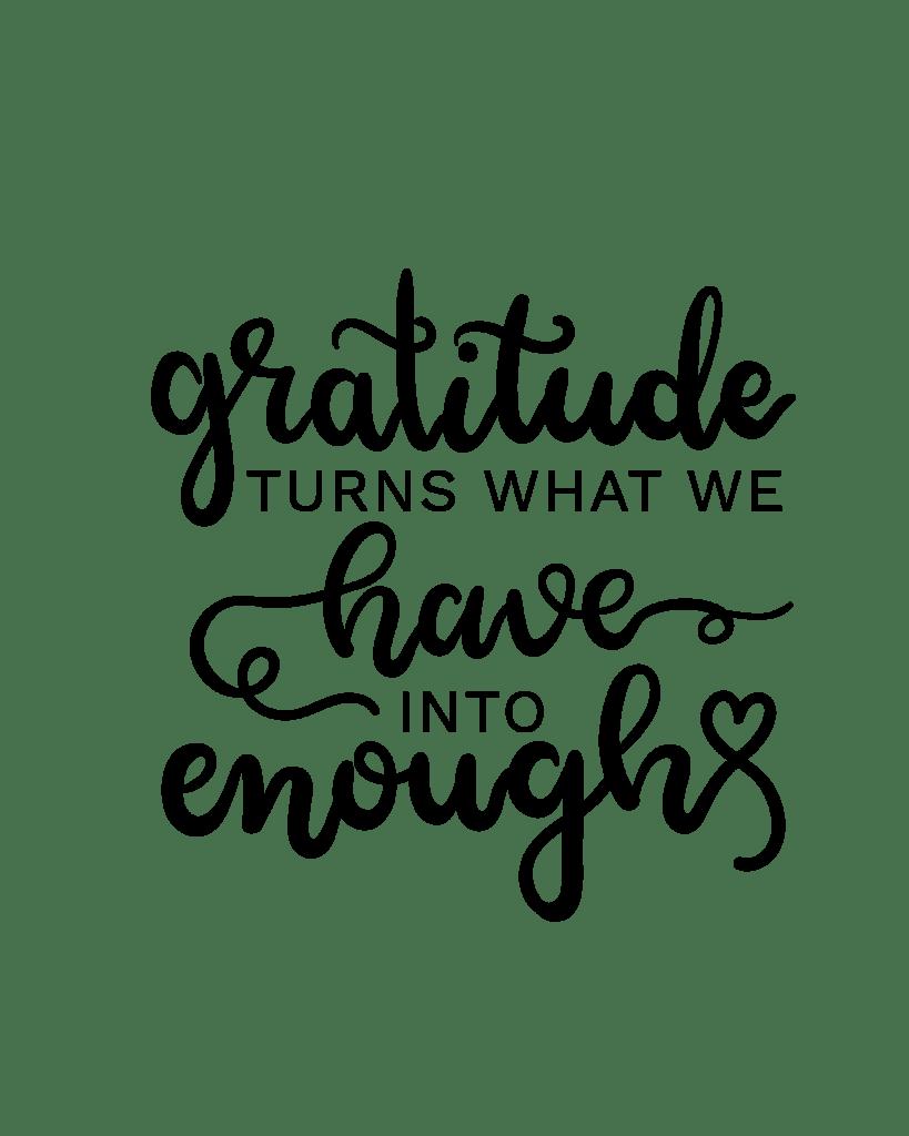 gratitude, ivory mix, thankful, gratitude quote