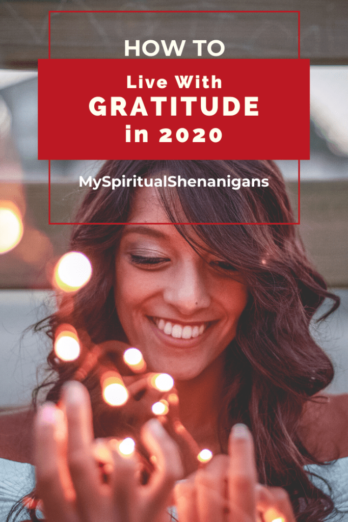 gratitude 2020, pin for pinterest