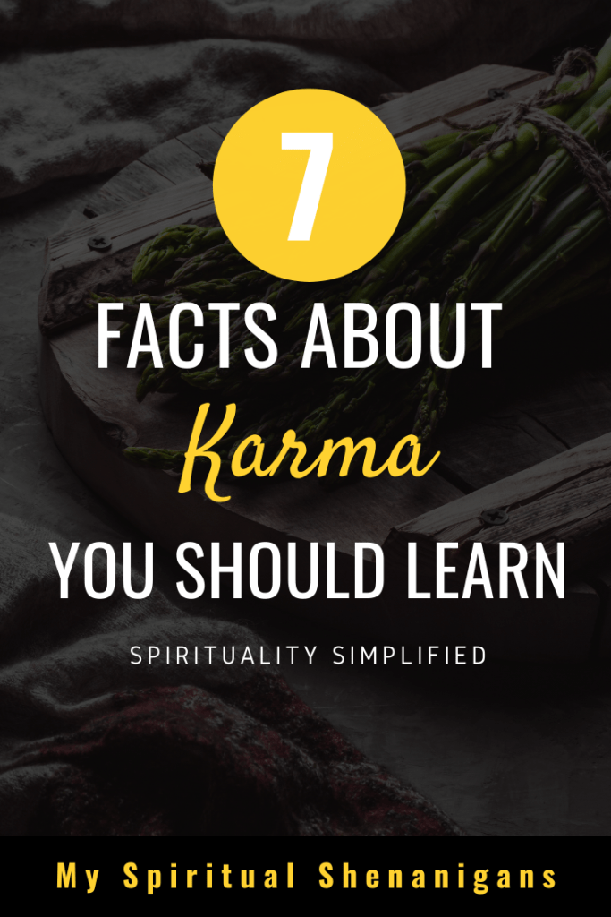 7 Spiritual Facts About Karma : The Divine Law of Cause & Effect