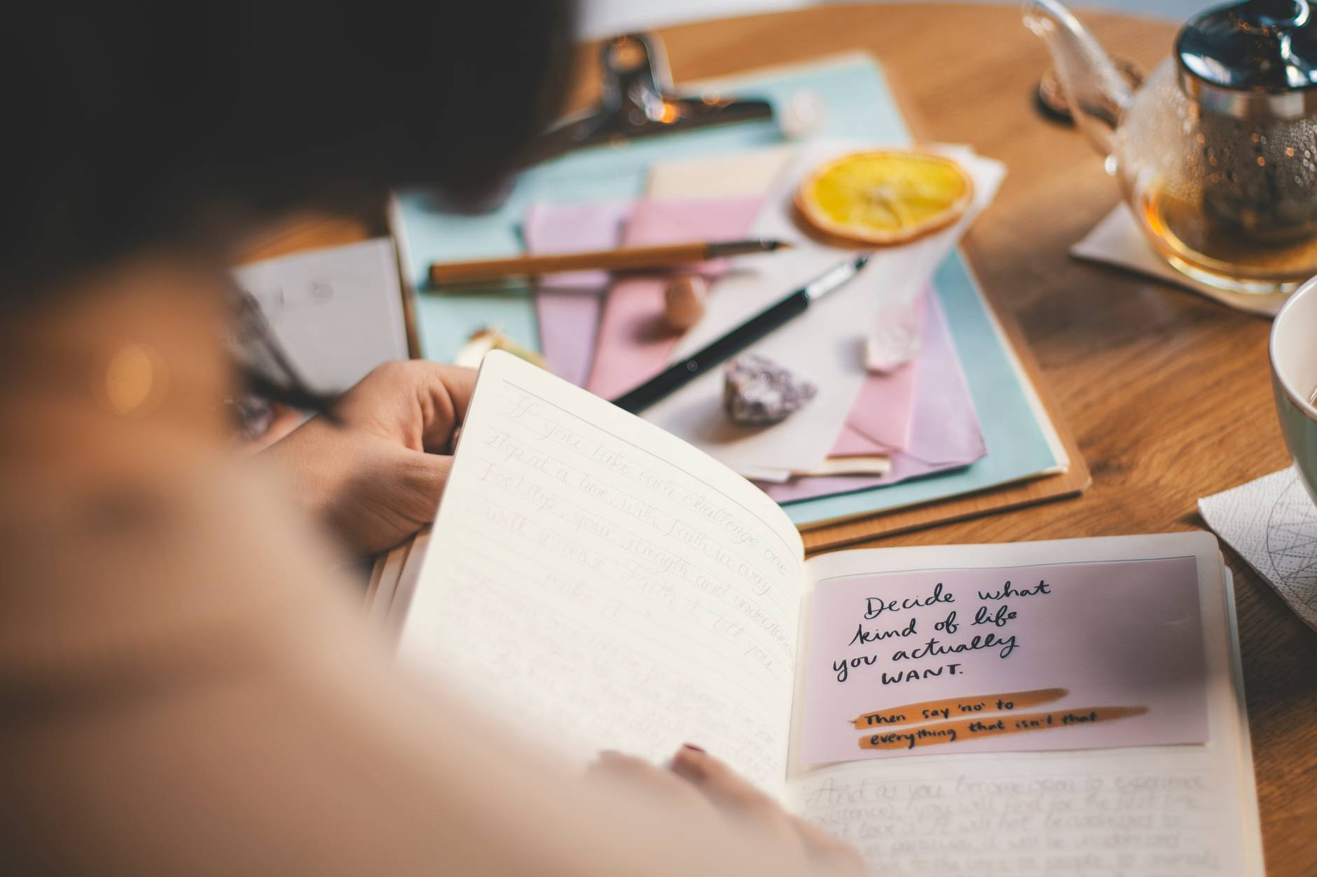journaling, healing the subconscious mind with writing prompts, self-healing tools,