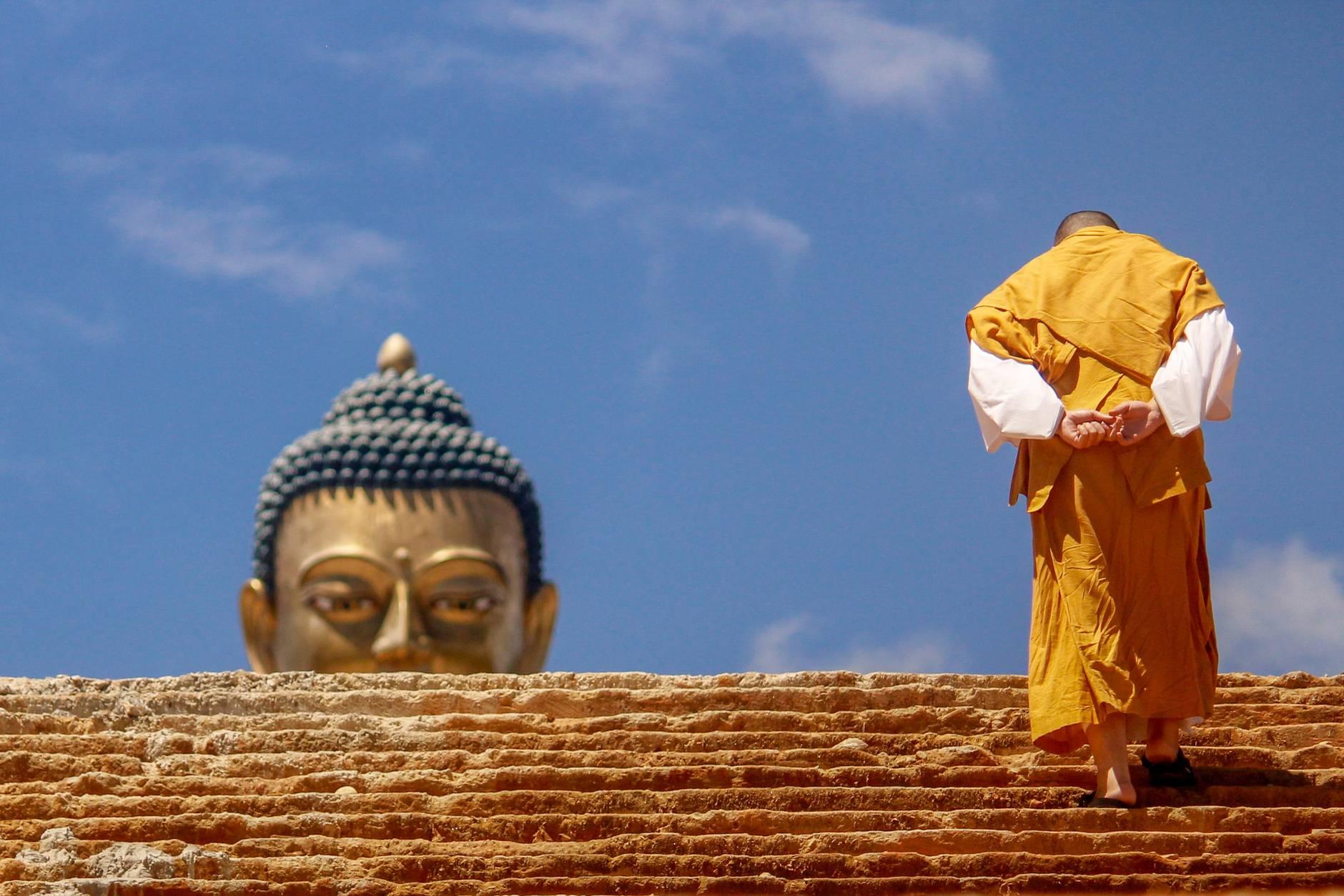 buddha, enlightenment, nirvana, boddhisatva, free from the subtle body