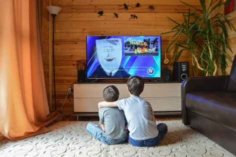 engage with inner child through cartoons