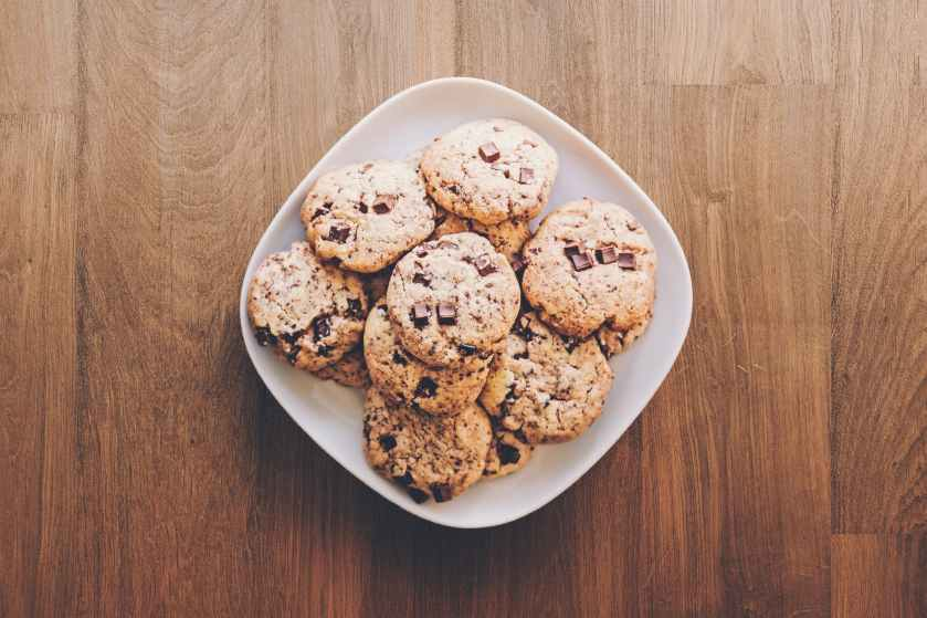 chocolate chip cookies are my weakness, leading to the medium vasana and obsessive behavior
