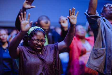church, prayer, spiritual interpretation of the gospels, healing