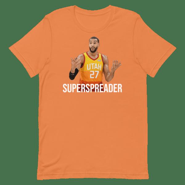 rudy gobert superspreader