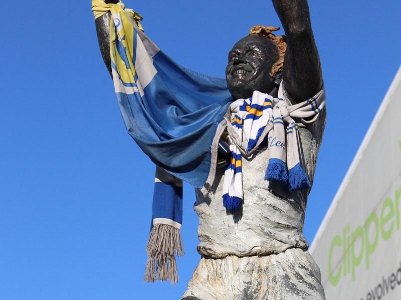 Be Inspired, visiting Elland Road – Take us Home: Leeds United